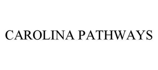 mark for CAROLINA PATHWAYS, trademark #78408208
