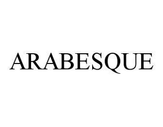 mark for ARABESQUE, trademark #78408286