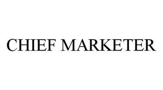 mark for CHIEF MARKETER, trademark #78408645
