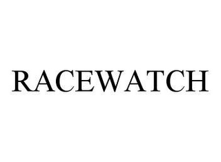 mark for RACEWATCH, trademark #78409174
