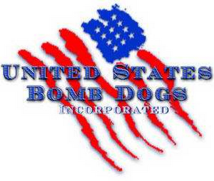 mark for UNITED STATES BOMB DOGS, INC., trademark #78409649