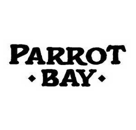 mark for PARROT BAY, trademark #78410562