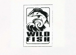 mark for WILD FISH, trademark #78410808