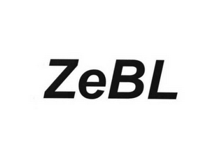 mark for ZEBL, trademark #78410853