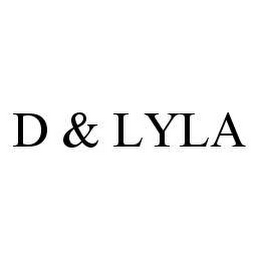 mark for D & LYLA, trademark #78411192