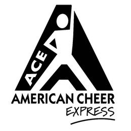 mark for A ACE AMERICAN CHEER EXPRESS, trademark #78411243