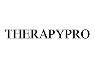 mark for THERAPYPRO, trademark #78412776