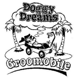mark for DOGGY DREAMS GROOMOBILE, trademark #78412985
