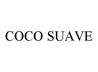 mark for COCO SUAVE, trademark #78413362