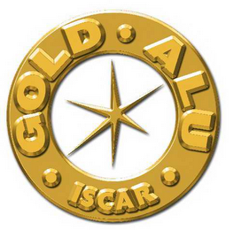 mark for ISCAR GOLD ALU, trademark #78414020