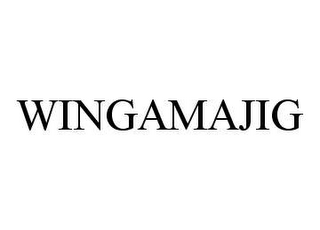 mark for WINGAMAJIG, trademark #78414257