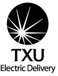 mark for TXU ELECTRIC DELIVERY, trademark #78414495