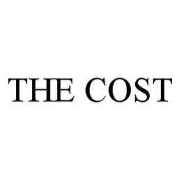 mark for THE COST, trademark #78415073