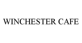 mark for WINCHESTER CAFE, trademark #78415709