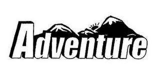 mark for ADVENTURE, trademark #78416070