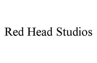 mark for RED HEAD STUDIOS, trademark #78416324
