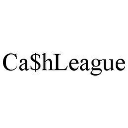 mark for CA$HLEAGUE, trademark #78416632
