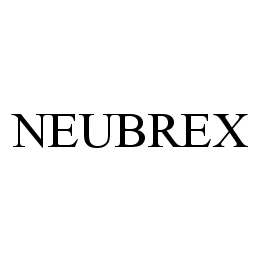 mark for NEUBREX, trademark #78417219