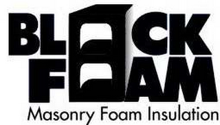 mark for BLOCK FOAM MASONRY FOAM INSULATION, trademark #78418880