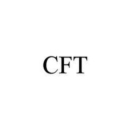 mark for CFT, trademark #78421313