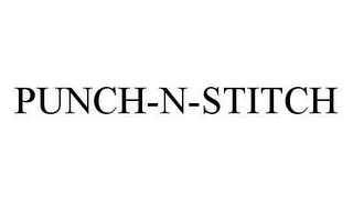 mark for PUNCH-N-STITCH, trademark #78422978