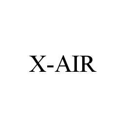 mark for X-AIR, trademark #78423001