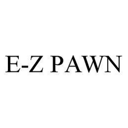 mark for E-Z PAWN, trademark #78425065