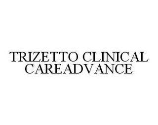 mark for TRIZETTO CLINICAL CAREADVANCE, trademark #78425277