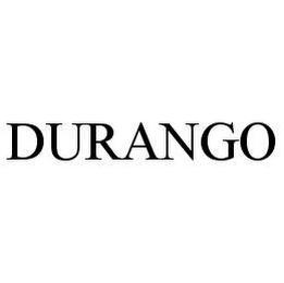 mark for DURANGO, trademark #78426731