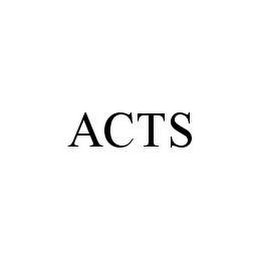 mark for ACTS, trademark #78427063