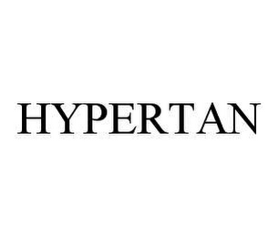 mark for HYPERTAN, trademark #78428412