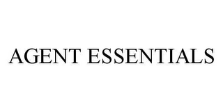 mark for AGENT ESSENTIALS, trademark #78429704