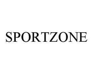 mark for SPORTZONE, trademark #78429888