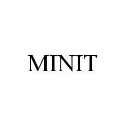 mark for MINIT, trademark #78429896