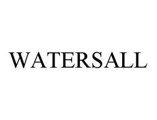 mark for WATERSALL, trademark #78430131