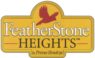 mark for FEATHERSTONE HEIGHTS BY PREVUE HENDRYX, trademark #78431222