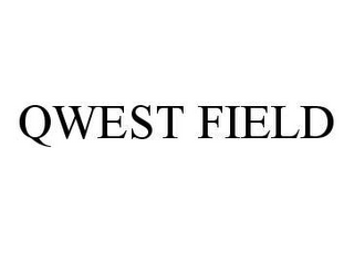 mark for QWEST FIELD, trademark #78431316