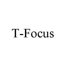 mark for T-FOCUS, trademark #78431888