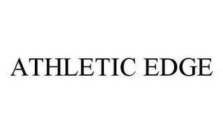 mark for ATHLETIC EDGE, trademark #78432445