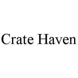 mark for CRATE HAVEN, trademark #78432507