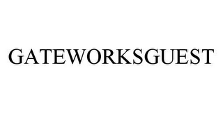 mark for GATEWORKSGUEST, trademark #78433062