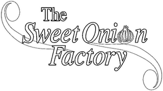 mark for THE SWEET ONION FACTORY, trademark #78433390