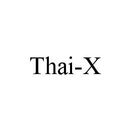 mark for THAI-X, trademark #78433468