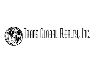 mark for TGR TRANS GLOBAL REALTY, INC., trademark #78433932