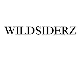 mark for WILDSIDERZ, trademark #78434247