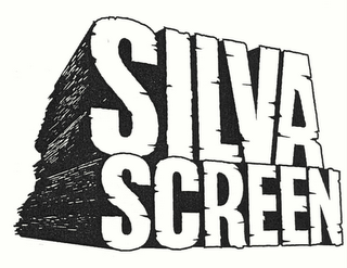 mark for SILVA SCREEN, trademark #78434525