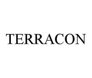 mark for TERRACON, trademark #78434650