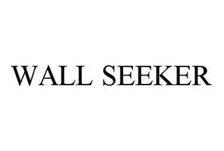 mark for WALL SEEKER, trademark #78435173