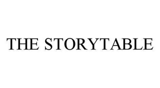 mark for THE STORYTABLE, trademark #78435471
