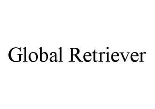 mark for GLOBAL RETRIEVER, trademark #78435654